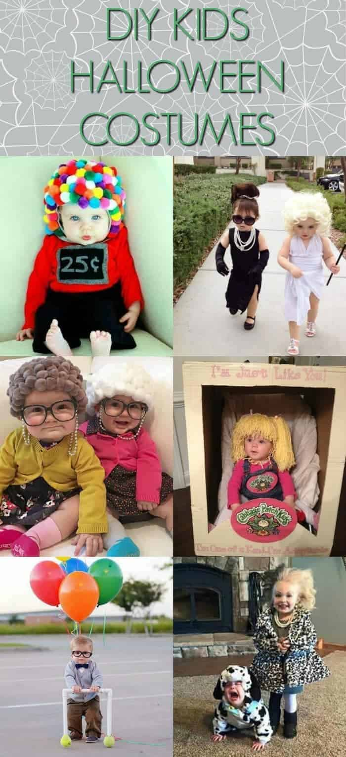 hilarious diy baby halloween costumes! - princess pinky girl