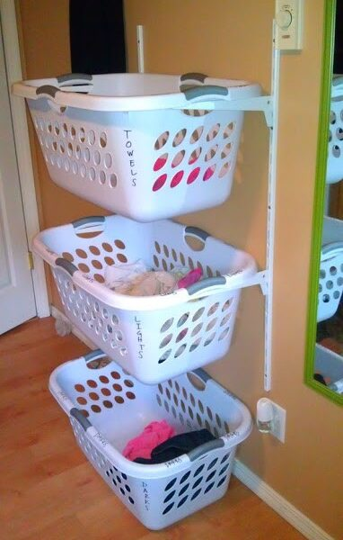 laundry organiztion