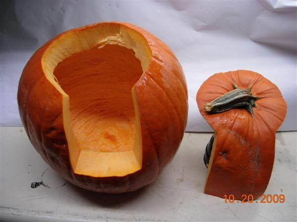 Orange is the new black totally fun and creative pumpkin for Pumpkin cut out ideas