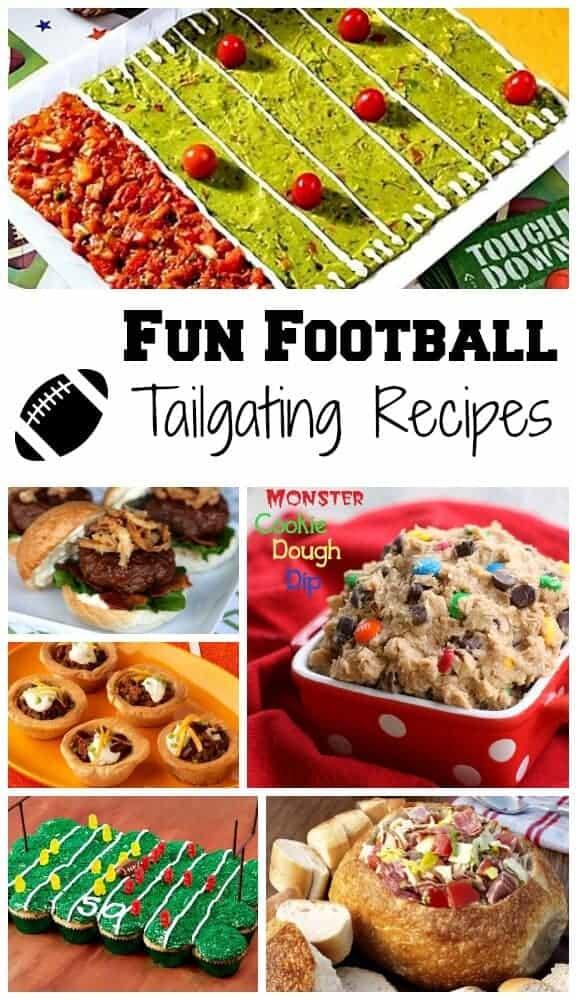Football Tailgate Recipes Food Network