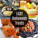 Easy Halloween Treats {you can make with your kids!}