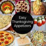 Easy Thanksgiving Appetizer