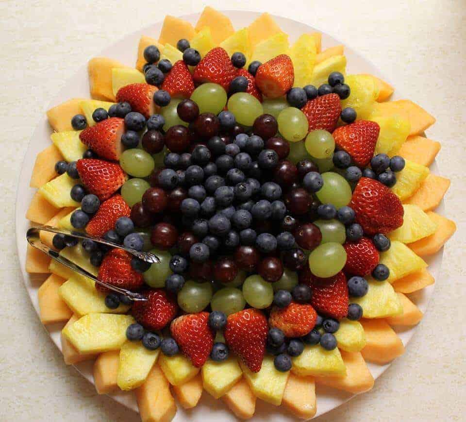 Tray Rainbow Rainbow Fruit Tray