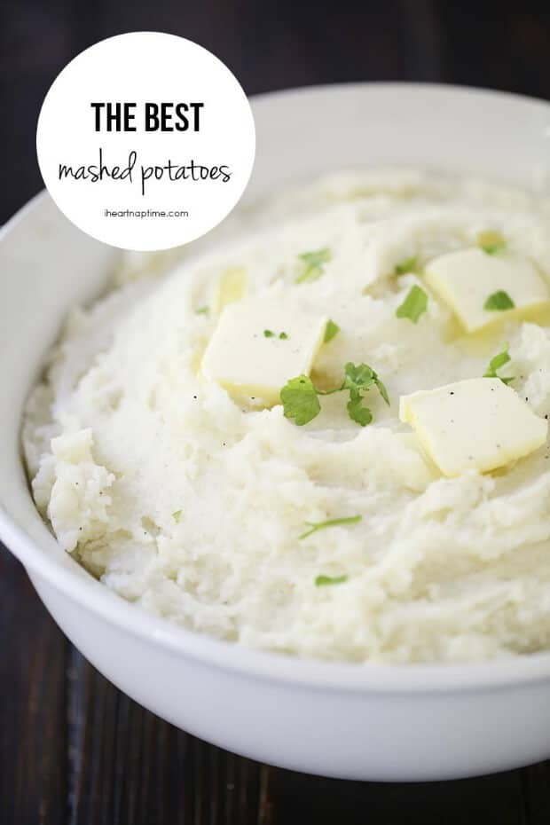 The best mashed potatoes