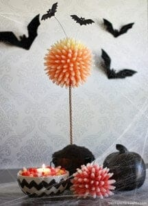 candy-corn-topiary-halloween-decorations