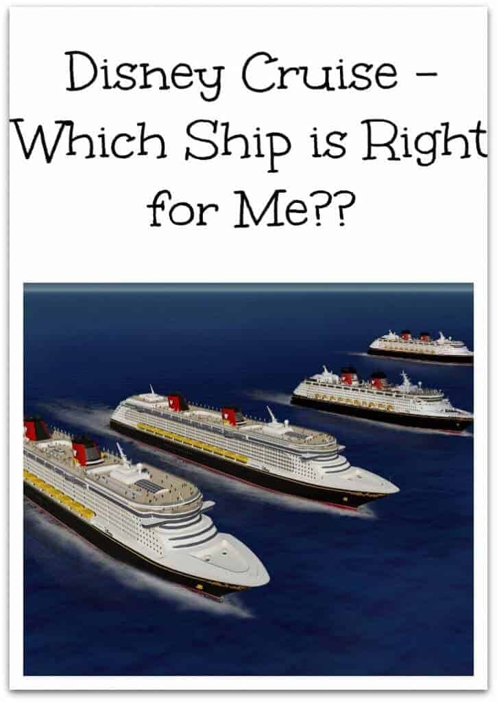 Which disney cruise? Fantasy or Magic