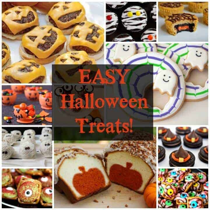 More great halloween treats and easy of course page for Halloween desserts recipes with pictures