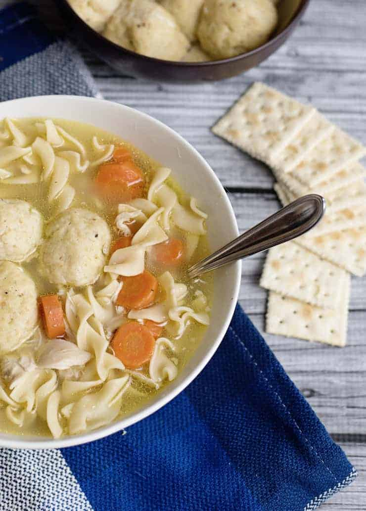 chicken soup recipe better than grandmas