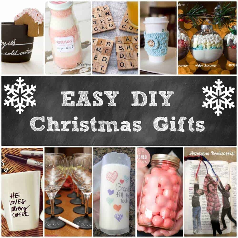 Diy Weihnachtsgeschenke Pictures To Pin On Pinterest