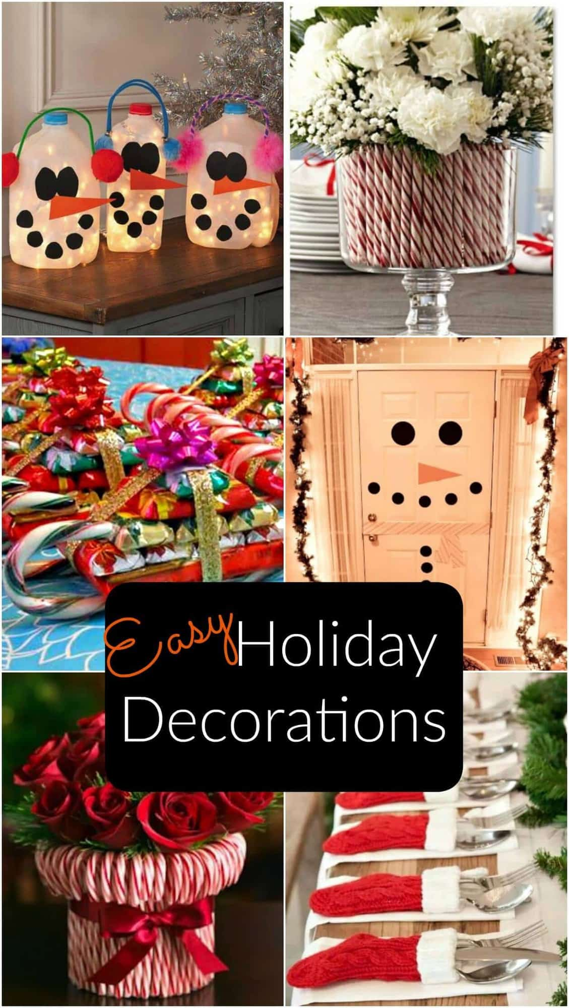 Cute & Easy Holiday Decorations - Page 2 of 2 - Princess ...