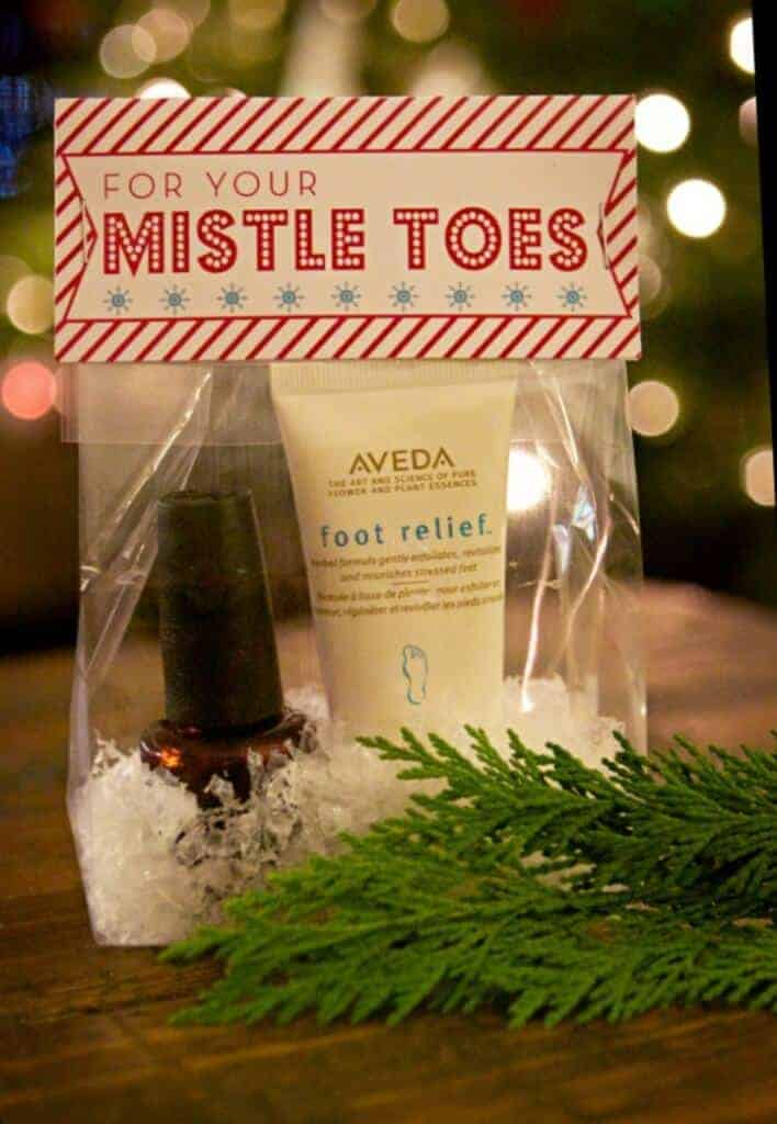 Mistle Toe Nail Polish Gift