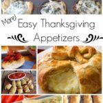 Easy Thanksgiving Appetizer