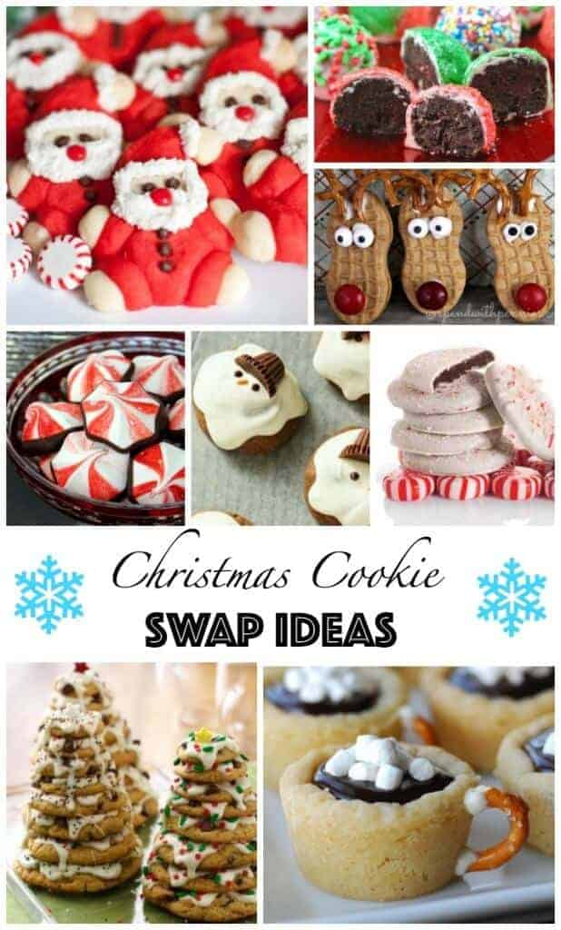 Christmas Cookie Swap Ideas