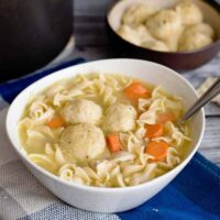 the best chicken soup ever square featured