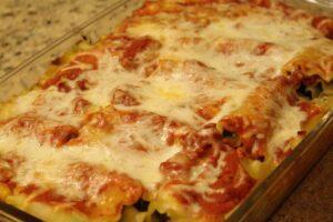 lasagne-rools