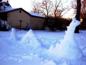 loch-ness-snowman