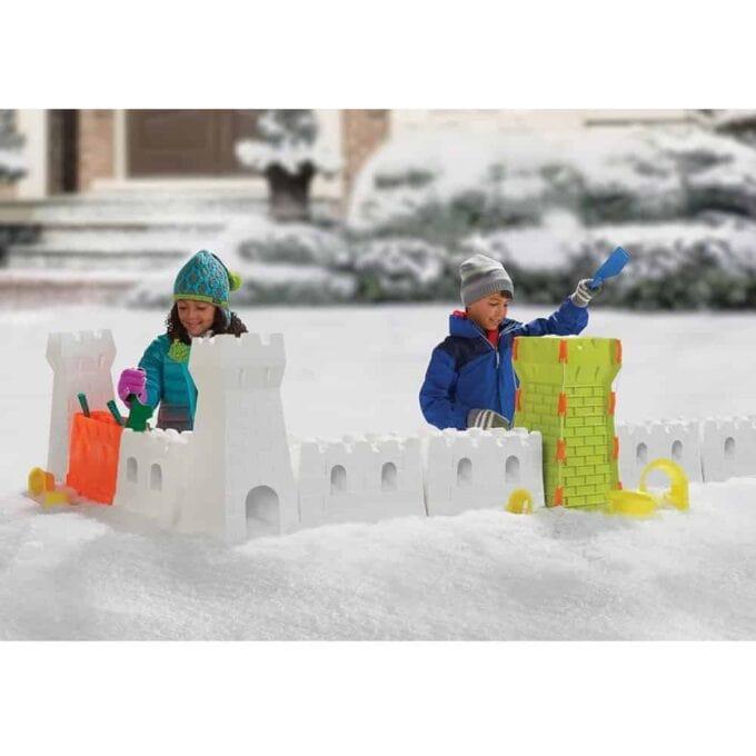 Snow Fort Building Blocks