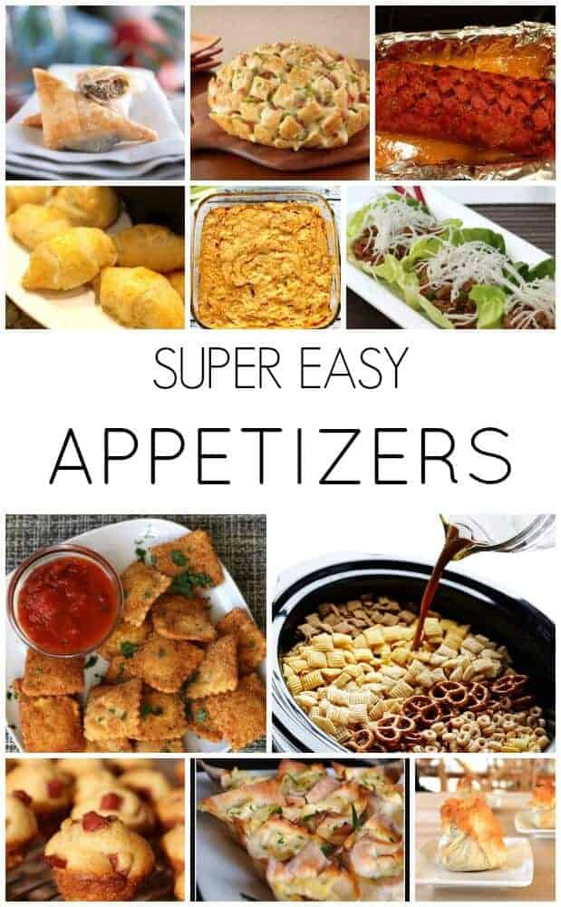 Super Easy Appetizers