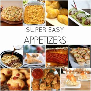 appetizers square