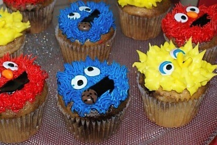 sesame-street-cupcakes