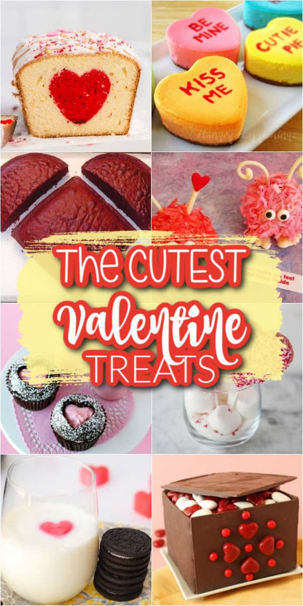 the cutest Valentine's Treats