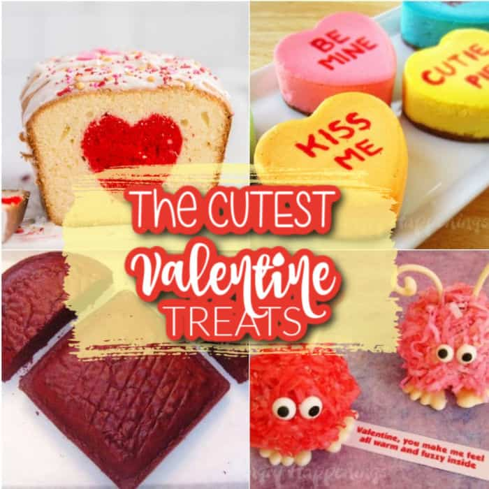 Valentine's Treats square