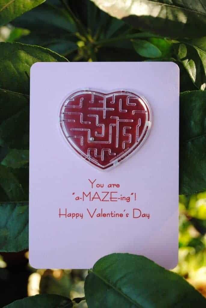 valentine-maze