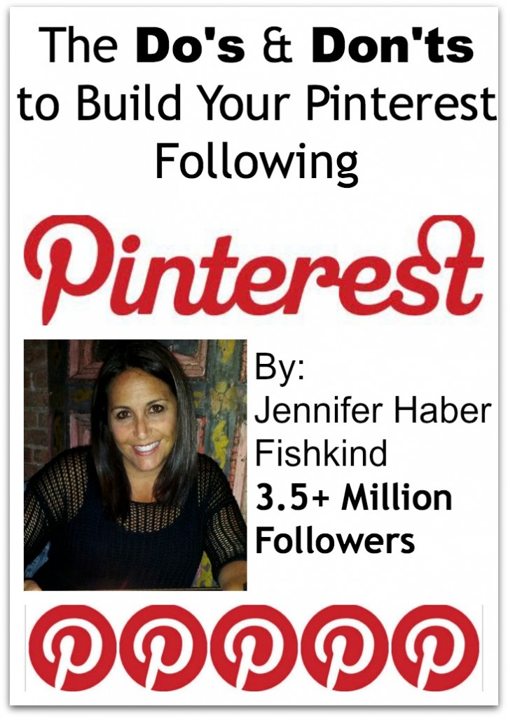 how to build your pinterest following