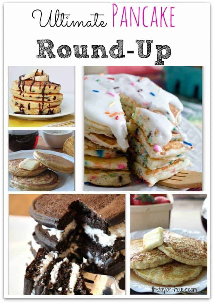 Ultimate Pancake Round-Up