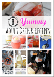 8 Amazingly Delicious Adult Drink Recipes