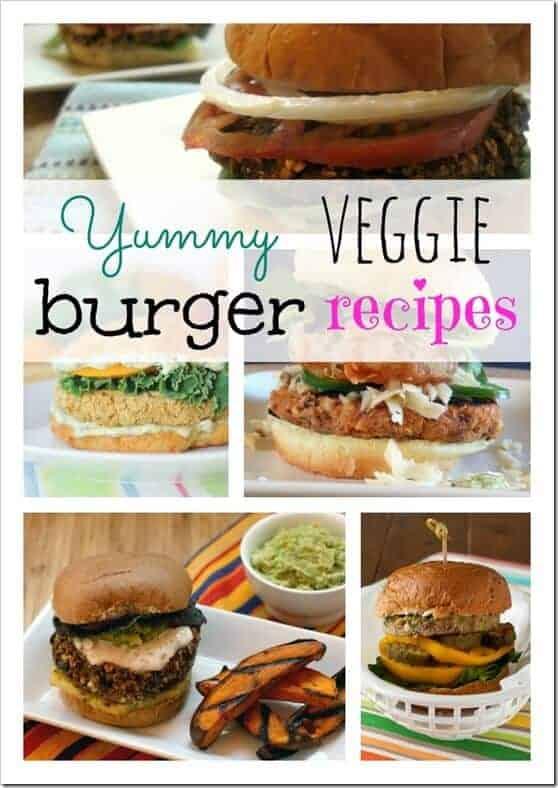 Veggie Burger Recipes, Bean Burger Recipes, Healthy Burger Recipes