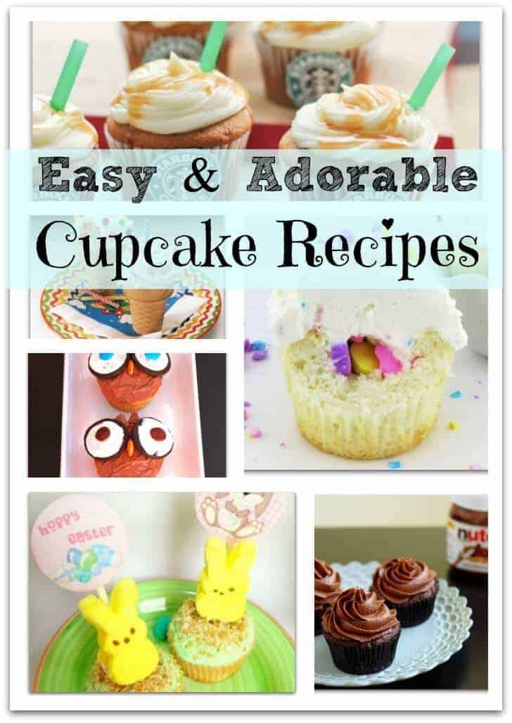 Easy & Adorable Cakecake Recipes