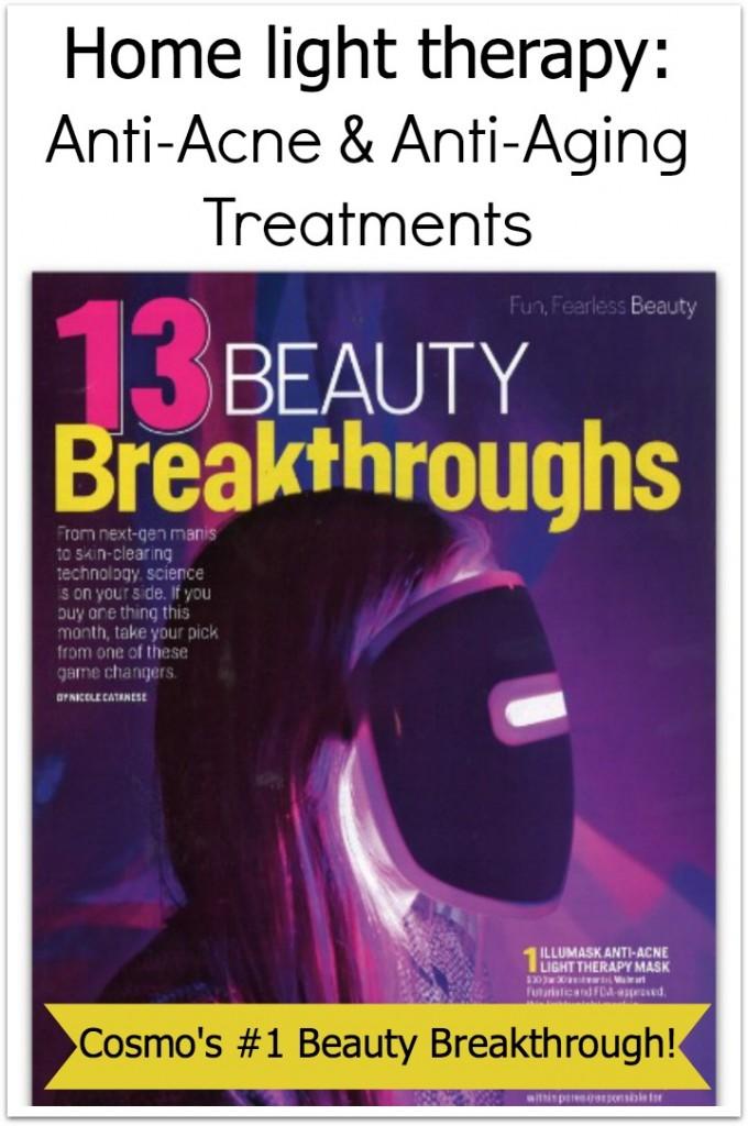 Beauty Breakthrough Illumask Anti Acne Treatment Anti Aging