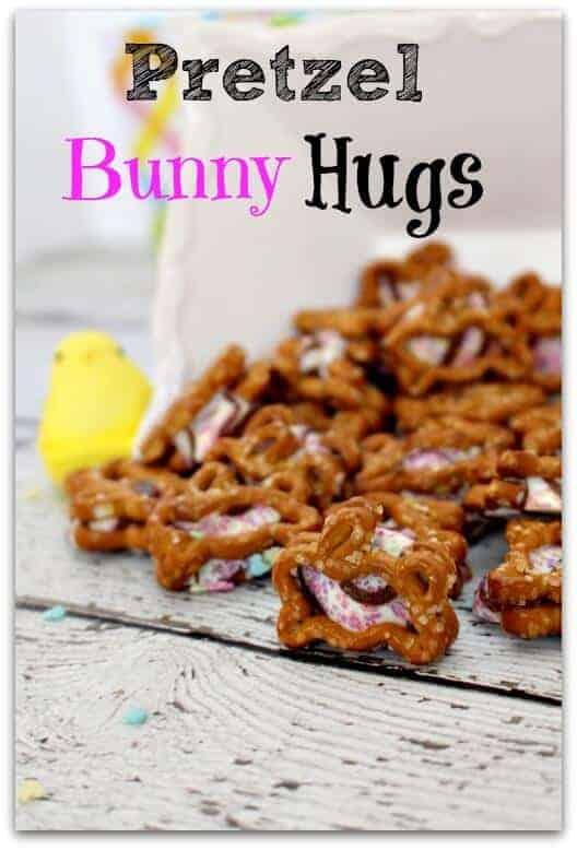 pretzel bunny