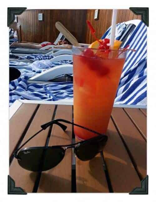 sun cocktails