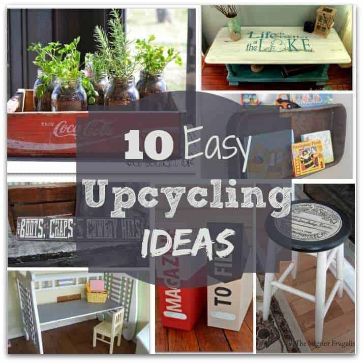 10 Easy Upcycling Ideas Princess Pinky Girl