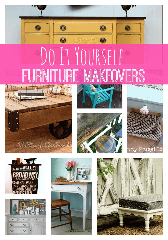 Diy Furniture Makeovers Page 2 Of 2 Princess Pinky Girl