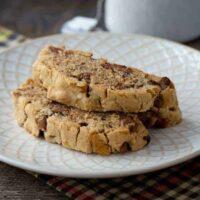 Cinnamon Chocolate Chip Mandel Bread Recipe for Passover