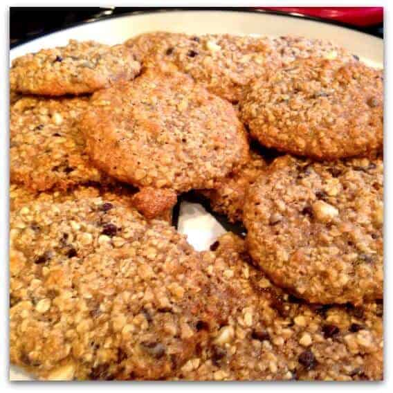 oatmeal cookies featured image