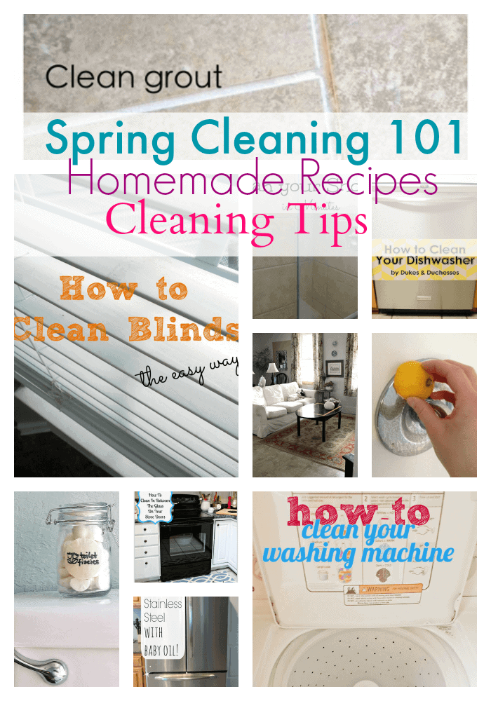 10 Smart Spring Cleaning Tips And Tricks Page 2 Of 2