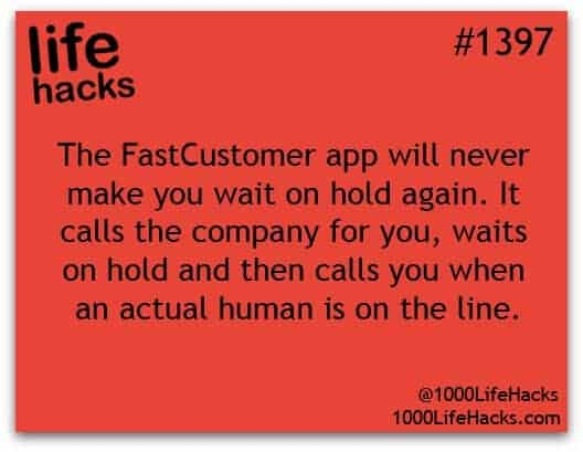 FastCustomer App