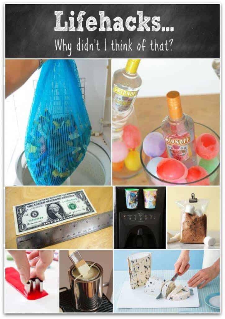 Life hacks Collage