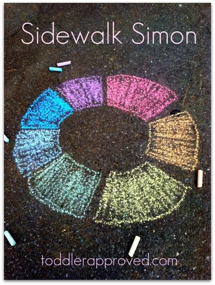 Sidewalk Simon