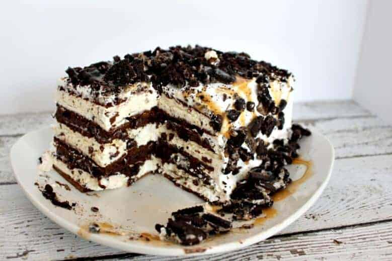 ice cream cake featured image
