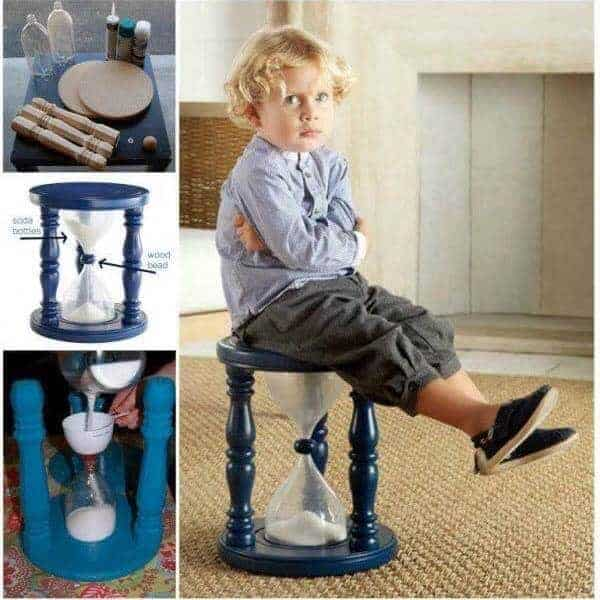 Time out chair from Christiney's Crafts