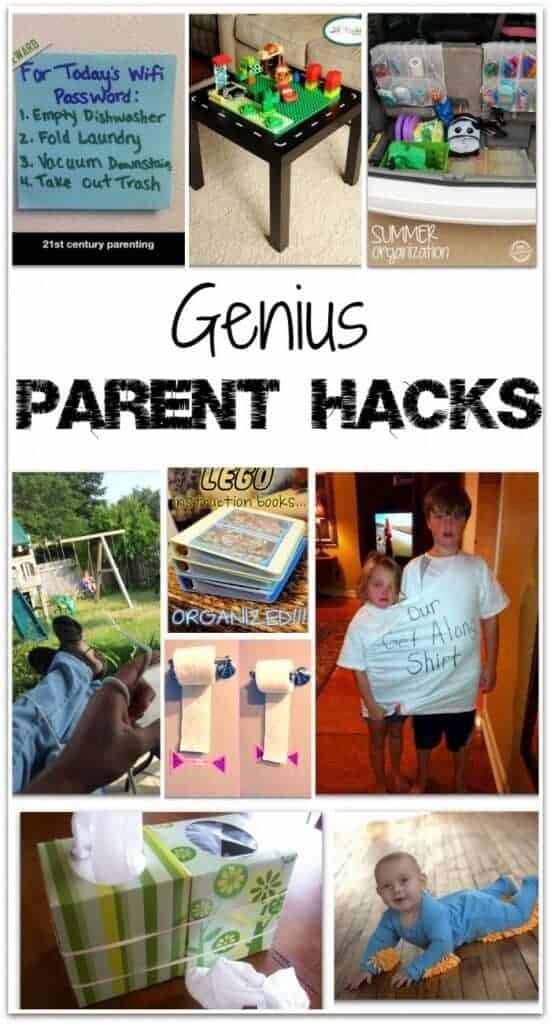 Parent Hacks