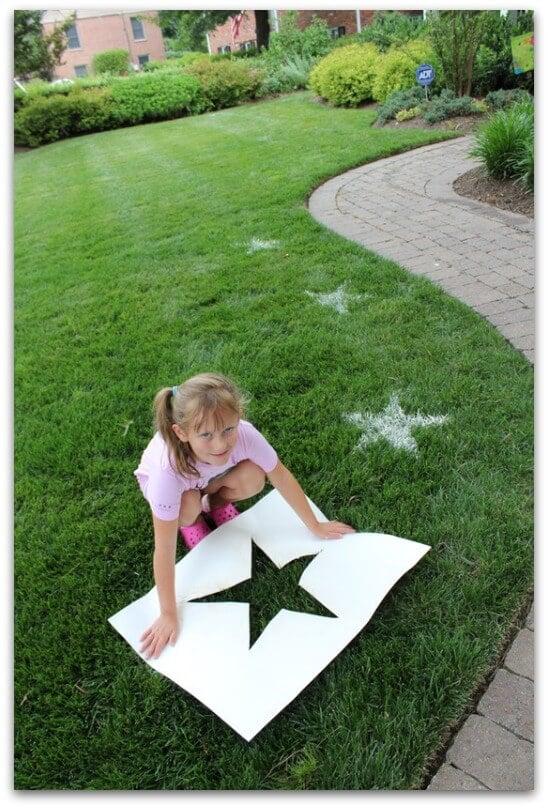 flour stars