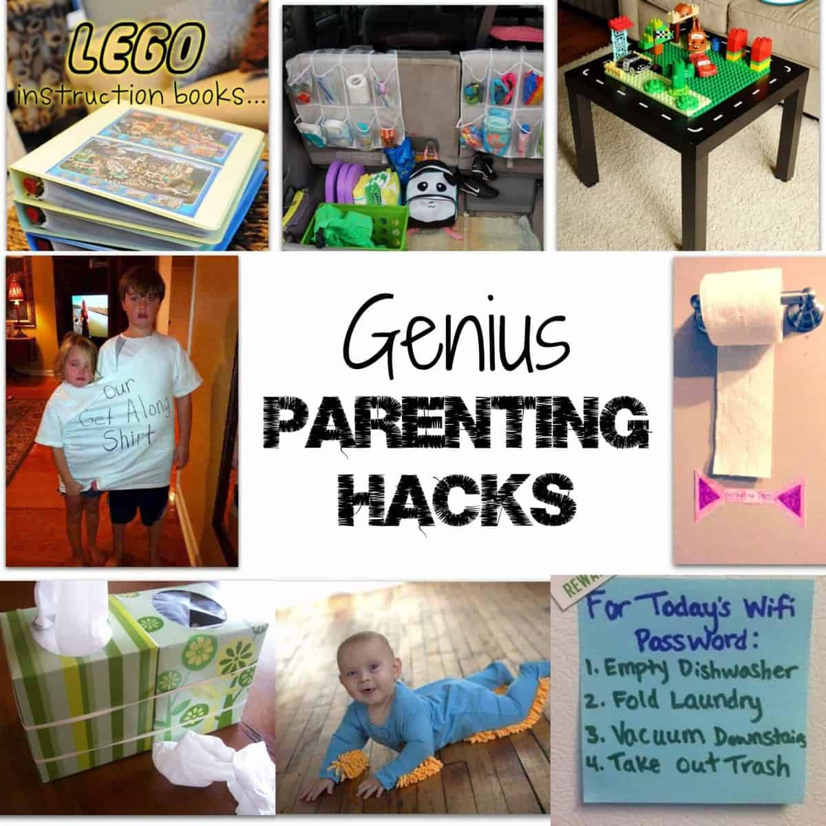 parent hacks featured image