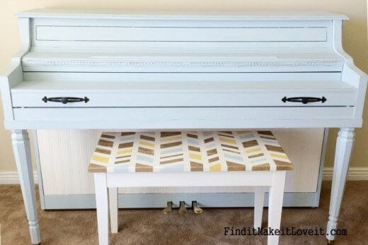 How to Paint a Piano by Find It Make It Love It