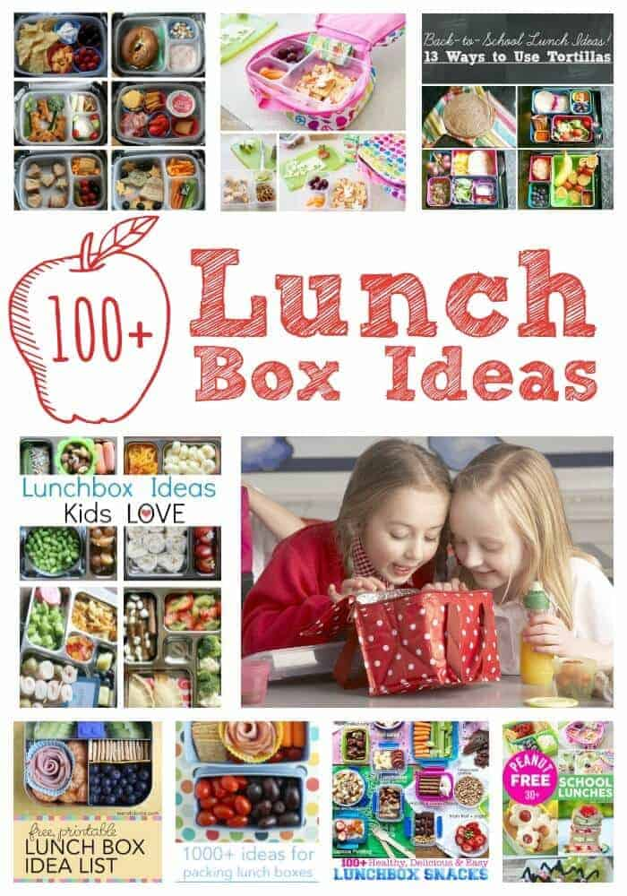 Lunch Box Ideas for Kids for Back to School